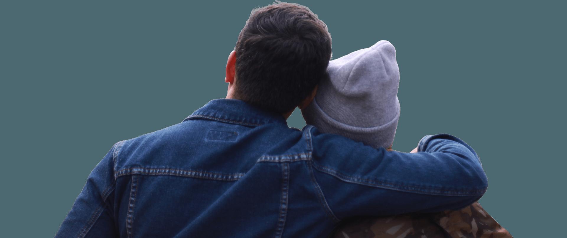 Cottage Retreats in Pembrokeshire couple