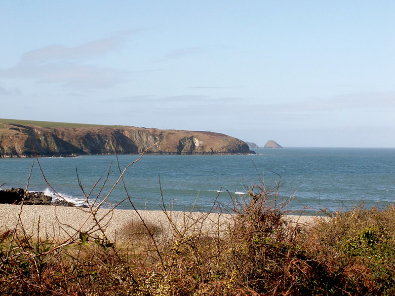Aberbach Bay