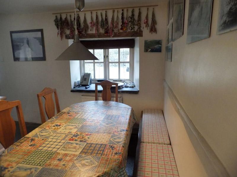 Felin Fawr kitchen