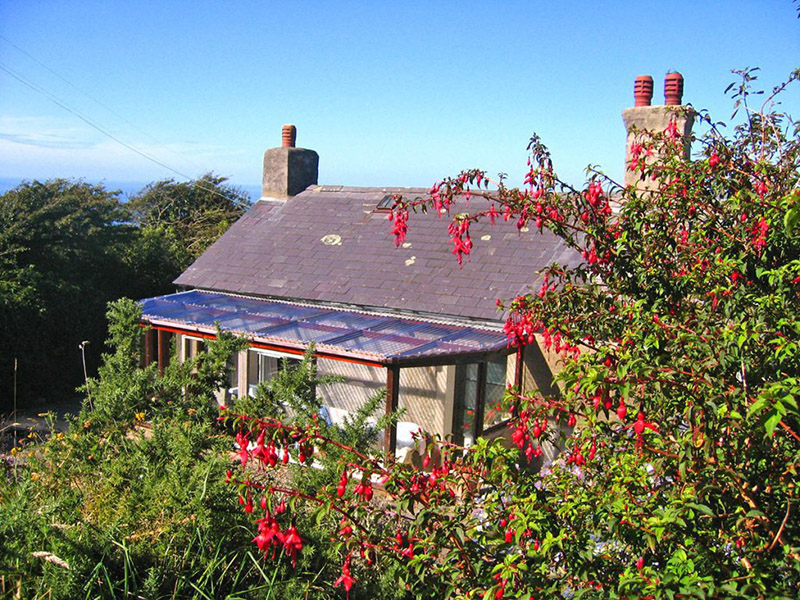 Salem Cottage conservatory