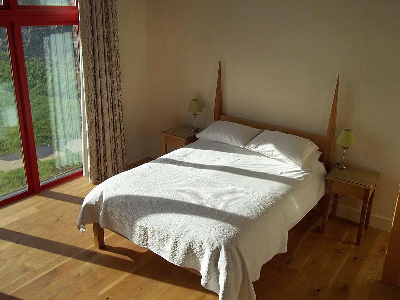 Ysgubor Trehysbys Bedroom