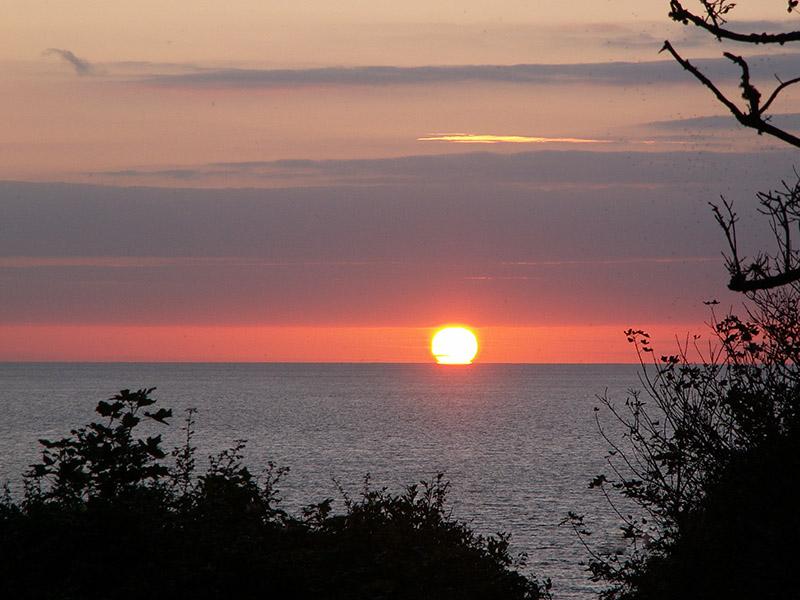 Aberbach Sunset