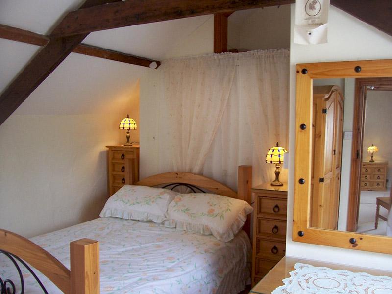 Ty Hendre bedroom 2