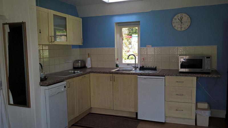 Y Bont kitchen