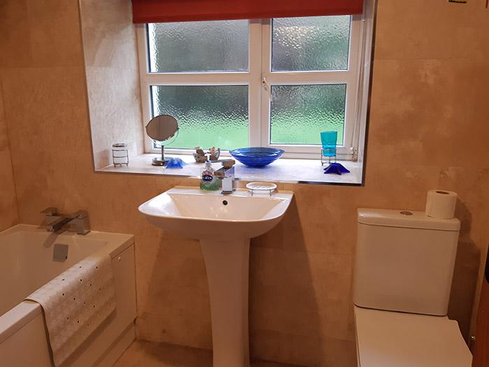 Dyffryn Moor bathropm