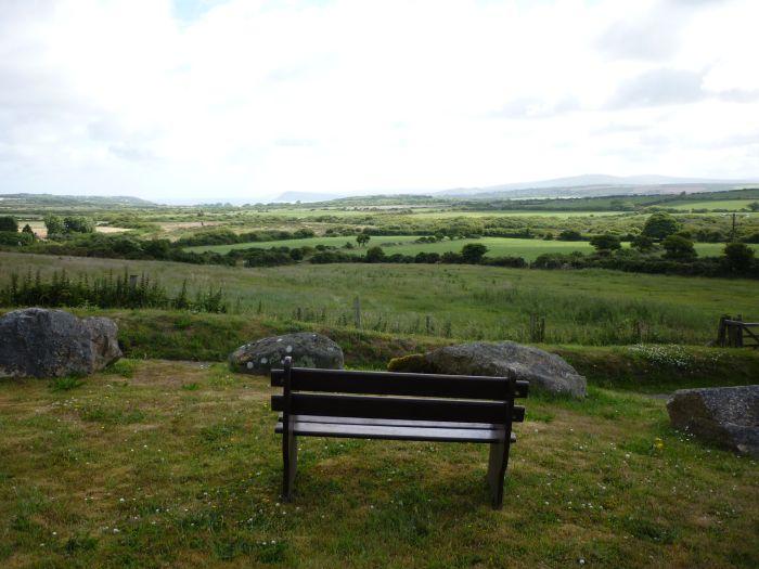 Cnwc-y-Bran viewpoint