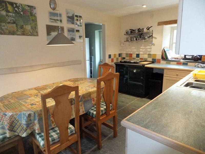 Felin Fawr kitchen-1