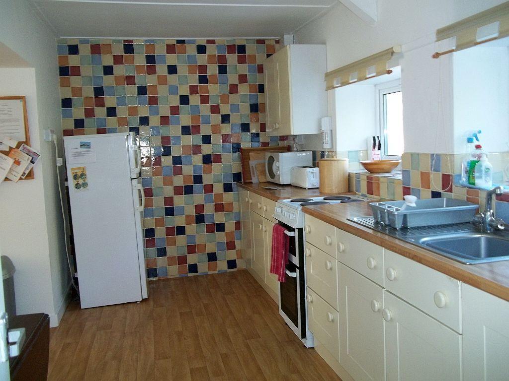 Llanffynnon kitchen