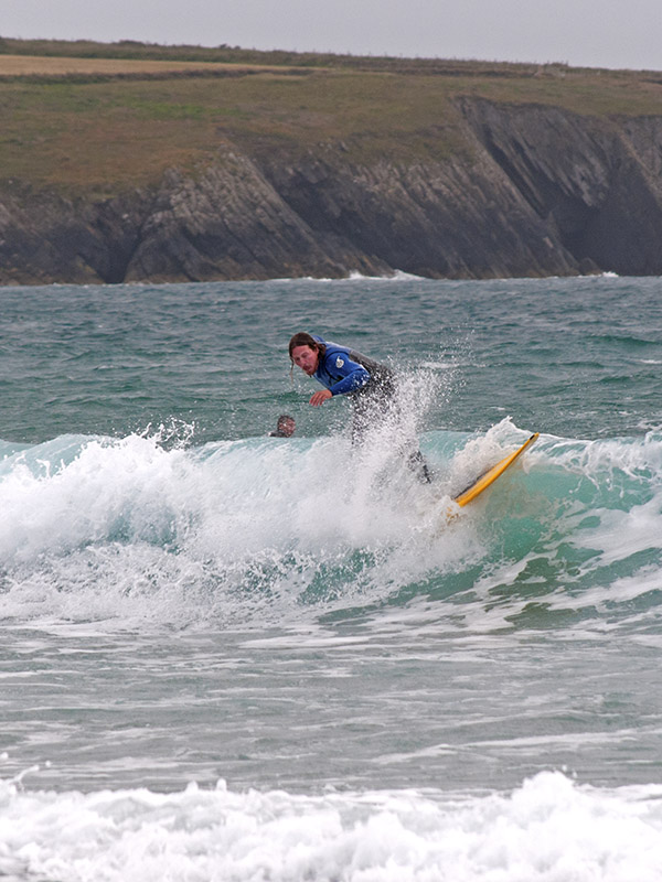 Cottage Retreats in Pembrokeshire Whitesands Surf
