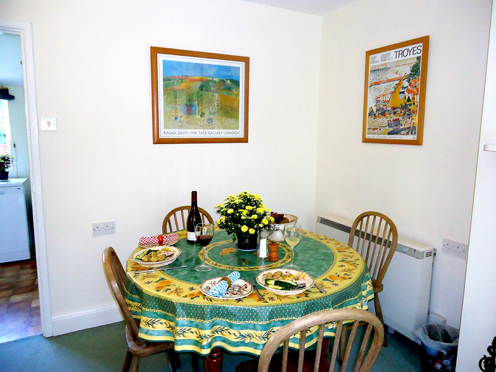 Granston House Dining Room